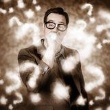man-problem-solving-question-search-light-creative-design-photograph-businessman-thinking-cloudy-haze-marks-36883168